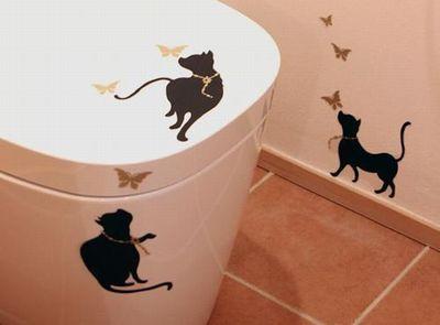 濡れても大丈夫トイレバスルーム消臭効果のあるかわいい動物シールステッカー.jpg